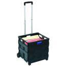 Marbig collapsible trolley 25kg