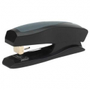 Marbig half strip desktop stapler black