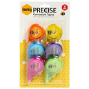Marbig correction tape precise 4mm x 8m pack 6