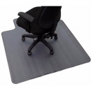 Rapidline chair mat for carpeted floors large 1350 x 1140mm
