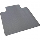 Rapidline chair mat for hard floor surfaces small 900 x 1200mm