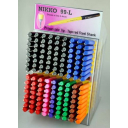 Nikko 99l permanent marker finepoint 0.4mm red