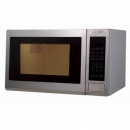 Nero stainless steel microwave 30l 1000w