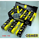 Osmer 26/6 full strip staples box 5000
