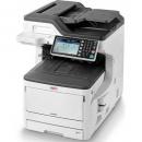Oki c853dn A3 colour laser multifunction printer
