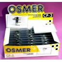 Name badge osmer clip/pin