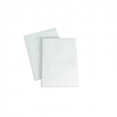 Office pad A5 100 leaf ruled white