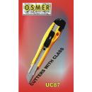 Osmer cutter utility knife wide blade