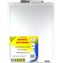 Whiteboard a3 size with marker, eraser, magnetic