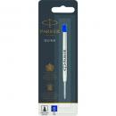 Parker refill ballpoint pen broad blue