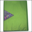 Colby pop display book 10 pockets lime