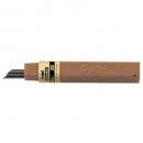 Pentel pencil leads 0.9mm tube 12 2B