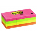 Post it note 38mmx50mm capetown pack 12