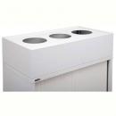 Go steel planter box 1200mm white china