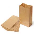 Brown paper bage #15 330 x 258 x 120 box of 250
