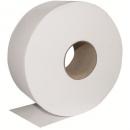 Trusoft plumber friendly 2 ply jumbo toilet roll box 10
