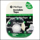 Pilotape invisible tape with dispenser 18mm x 33m