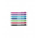 Papermate inkjoy 300 retractable ballpoint pen medium 1.0mm pink