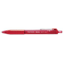 Papermate inkjoy 300 retractable ballpoint pen medium 1.0mm red