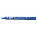 Pentel permanent marker bullet point 1.5mm blue