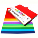 Quill multi board A4 210gsm pack 100 assorted