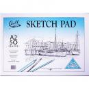 Quill sketch pad 50 leaf A2