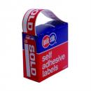 Quikstik dispenser label sold to 29x76mm 160 labels