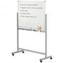 Penrite quartet mobile whiteboard 1500 x 900mm
