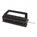 Rexel heavy duty adjustable 3 hole punch