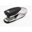 Rexel matador pro half strip stapler silver black