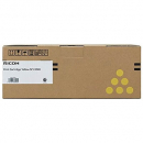 Ricoh 407550 laser toner cartridge yellow