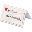 Rexel name plate and cards small box 50