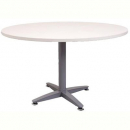 Rapid vibe 4 star table 600mm white