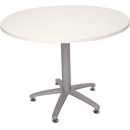 Rapid vibe 4 star table 900mm white