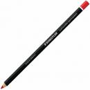 Staedtler 108 20-2 lumocolor permanent glasochrom pencils red