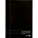 Spirax platinum writing pad A4 100pg bond