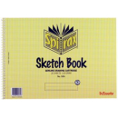 Spirax 534 sketch book A4 20 page