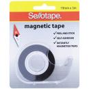 Sellotape 994002 magnetic tape 19mm x 3m dispenser
