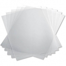 Binding covers 250 micron A4 pack 100 clear