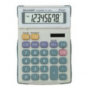 Sharp EL330AB calculator tilted display with tax function
