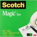 Scotch magic tape 19mm x 66m