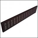 Rapid span modesty panel 1290 x 300mm for 1500mm desk and corner desks black