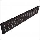 Rapid span modesty panel 1590 x 300mm for 1800mm desk and corner desks black