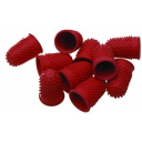 Superior thimblettes size '1' red
