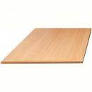 Rapidline table top 1500 x 750mm beech