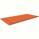 Rapid worker table top 1800 x 750mm cherry