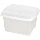 Crystalfile porta box 32L clear