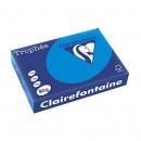 Trophee colours A4 copy paper 80gsm 500 sheet intense blue