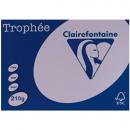 Trophee colours A4 copy paper 80gsm 500 sheet lilac