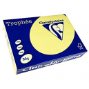 Trophee colours A4 120gsm Daffodil Yellow pack 250
